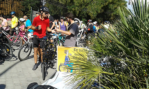 Fiesta la bici 2014