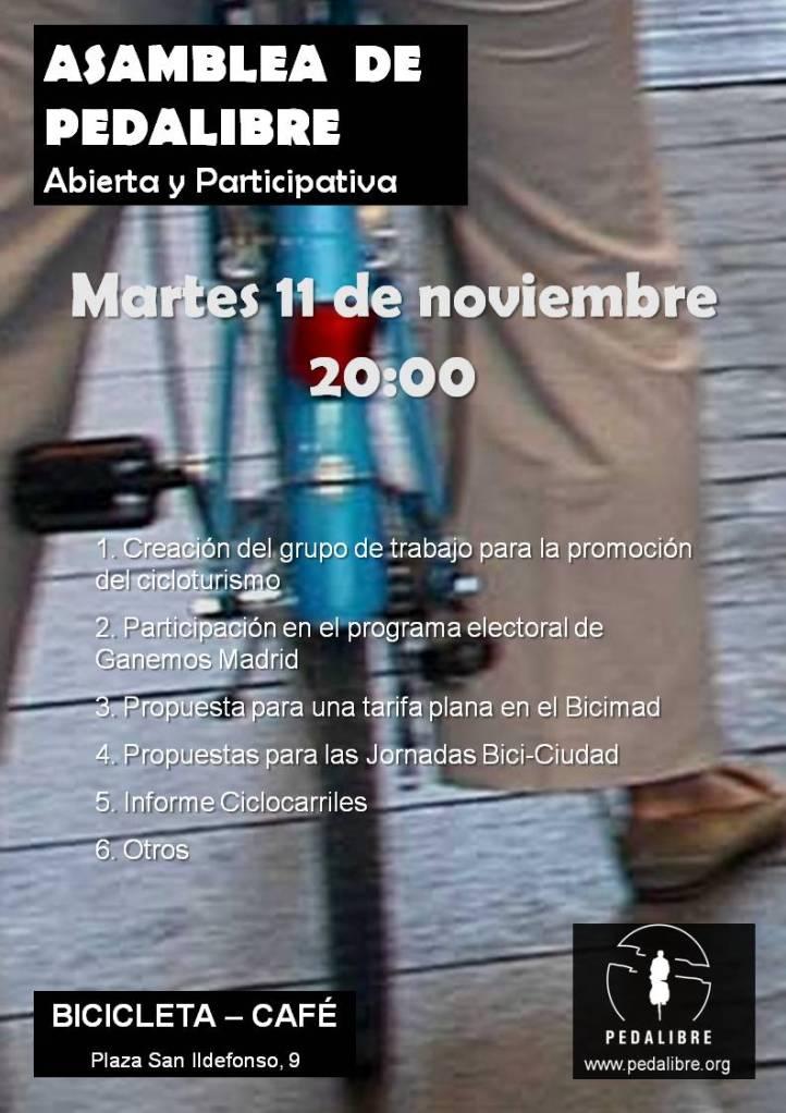 Asamblea 11 de noviembre 2014