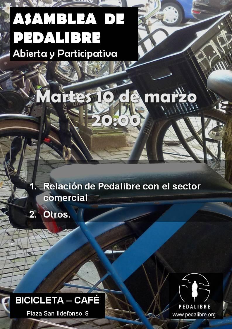 Pedalibre   Asociación cicloturista y de ciclismo urbano   Página 15