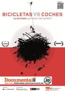Bicicletas vs. coches