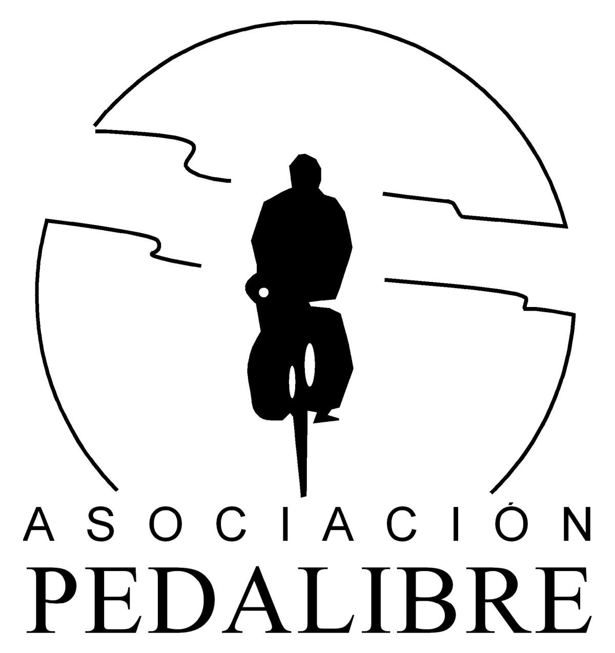 Logotipo de la Asociación Pedalibre