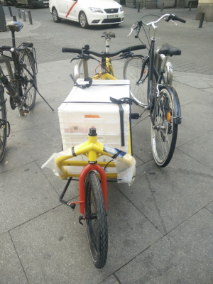 Bicicarro de La Bicicleta