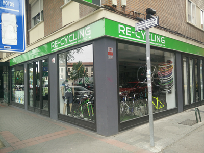 Re-Cycling madrid