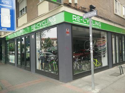 Tienda Re-Cycling Madrid