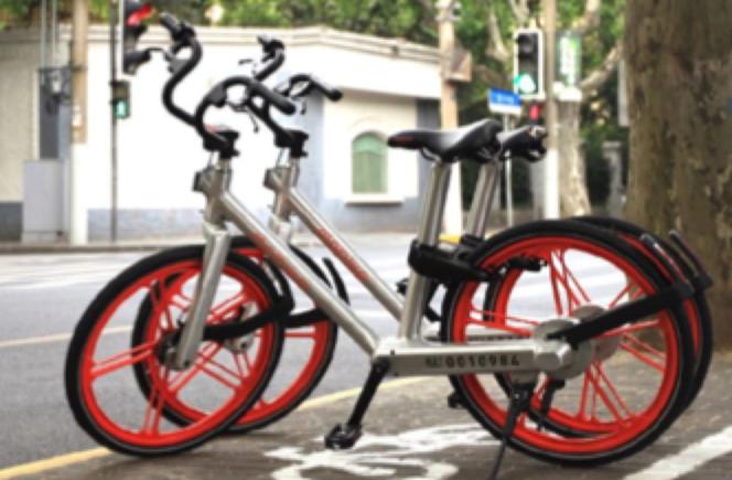 Nuevo sistema de alquiler de bicicletas sin estación«free-floating»