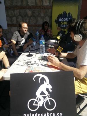 FestiBal - Entrevista a Miguel en Pata de Cabra