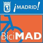 Logo de BiciMAD