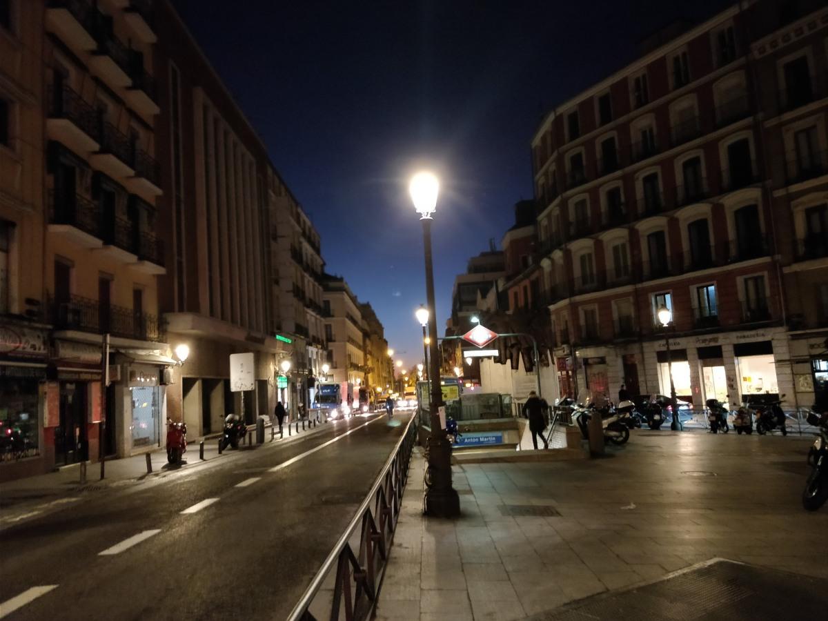 Reforma de la calle deAtocha