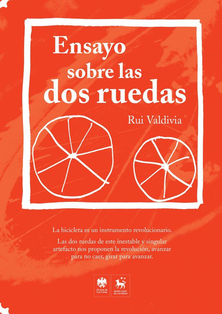 Presentación del libro «Ensayo sobre dos ruedas» de RuiValdivia