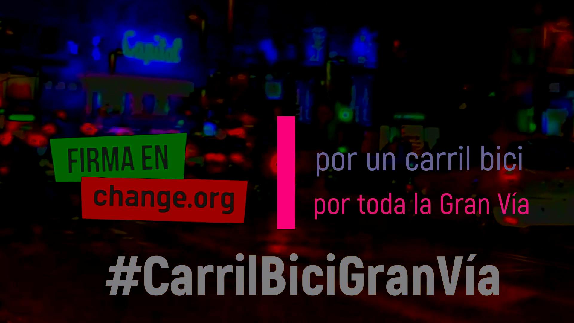 Petición en Change.org