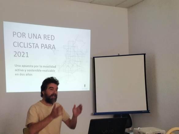 Presentación de Miguel de Andrés