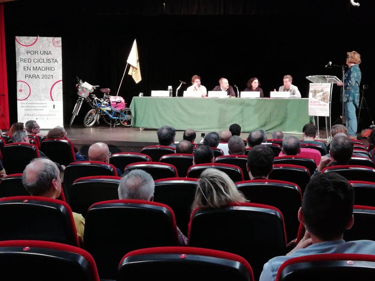 Pedalibre reclama una Red Ciclista para2021