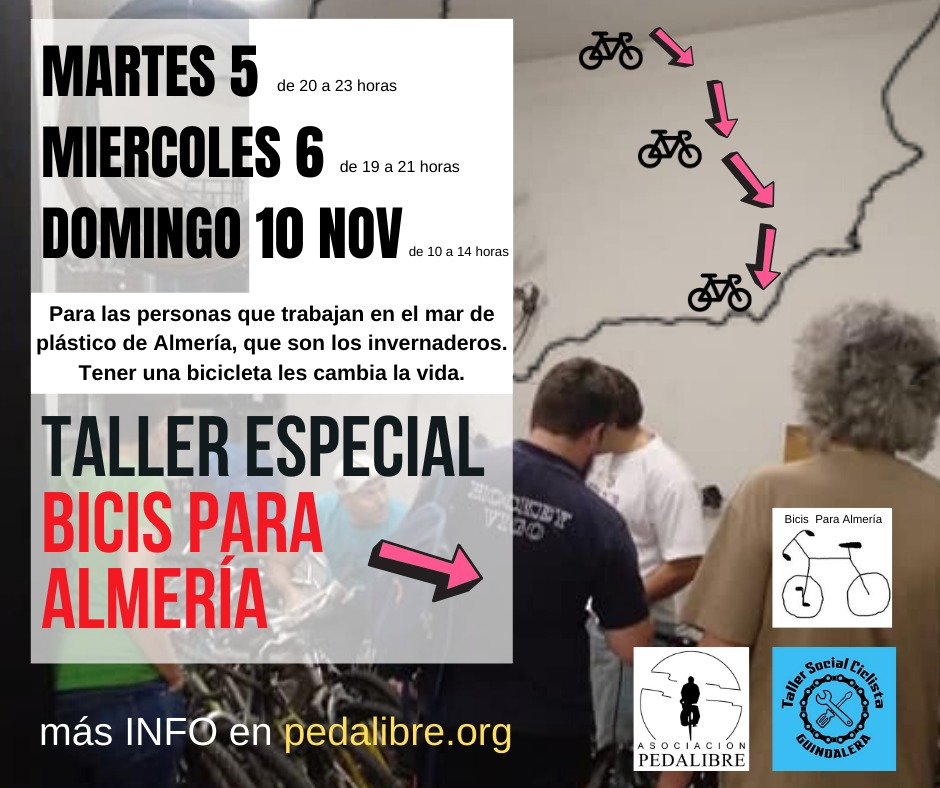 Proyecto Bicis paraAlmería