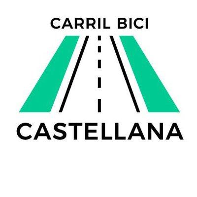 Logo de Carril bici Castellana