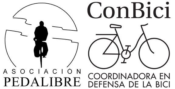 Logotipos de Pedalibre y ConBici